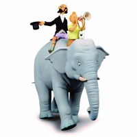 figurine-collection-fariboles-tintin-et-professeur-siclone-sur-l-elephant-2020